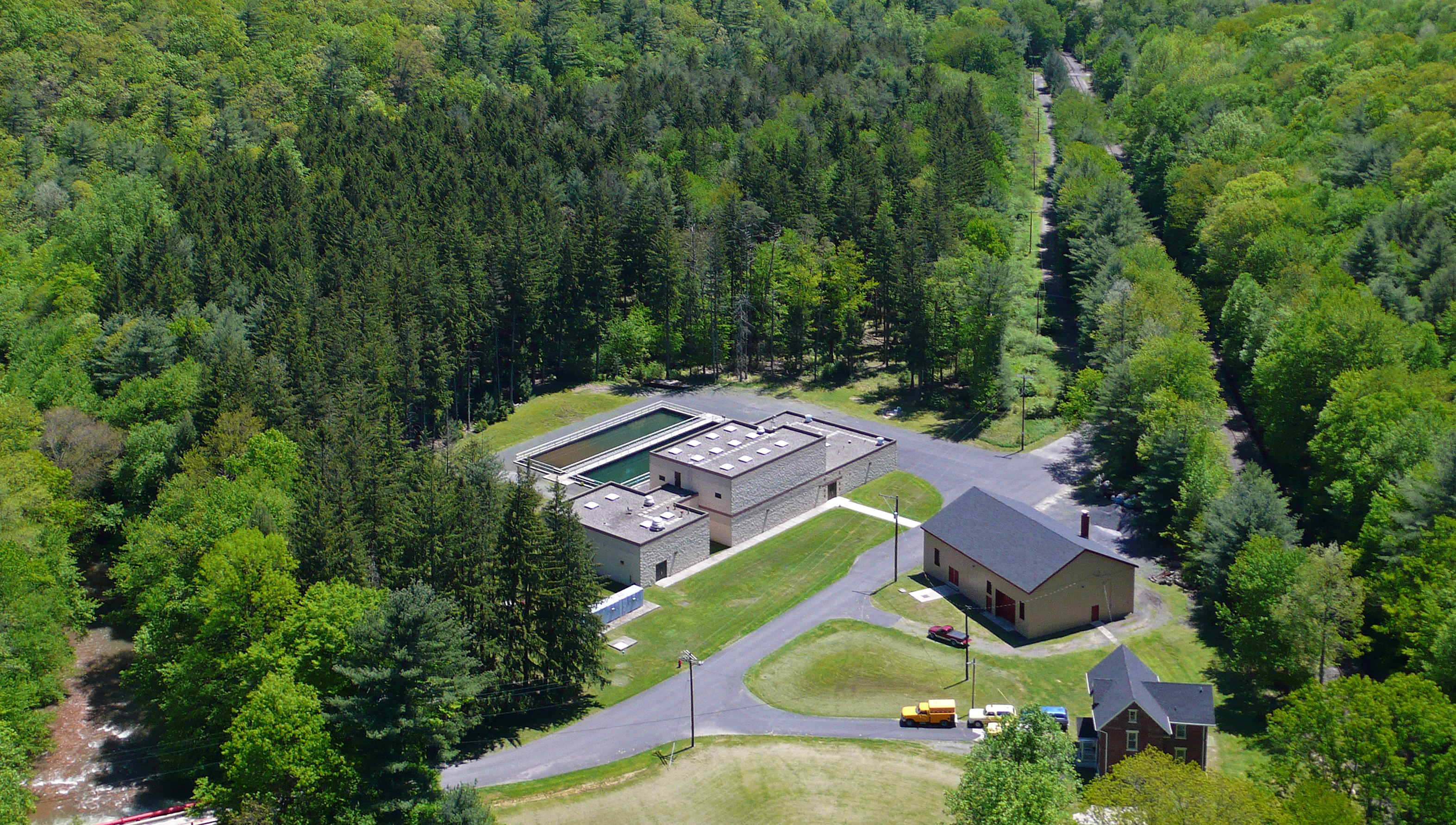 Indian Run Water Filtration and Treatment Facility