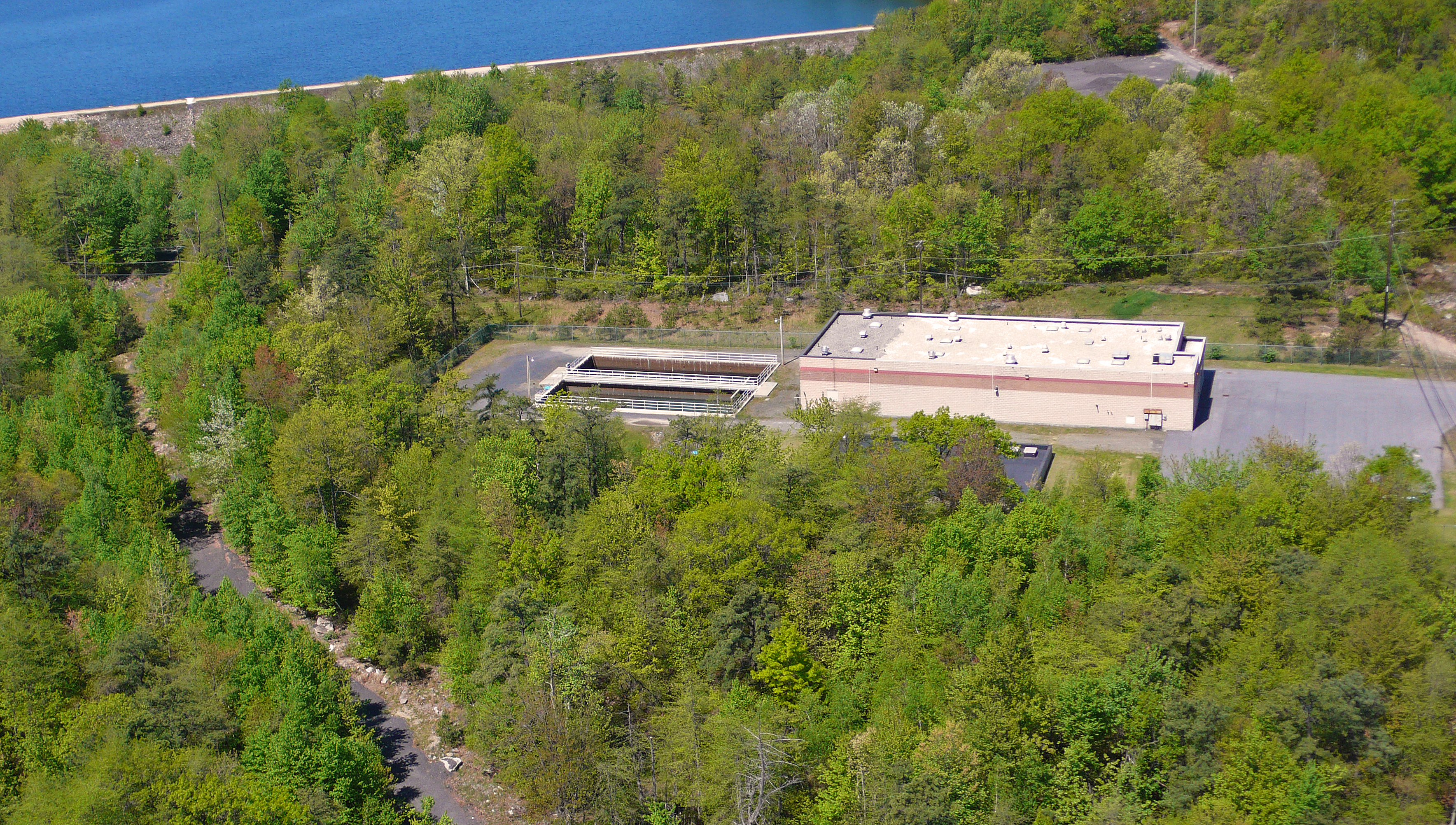 Mount Laurel Water Filtration and Treatment Facility