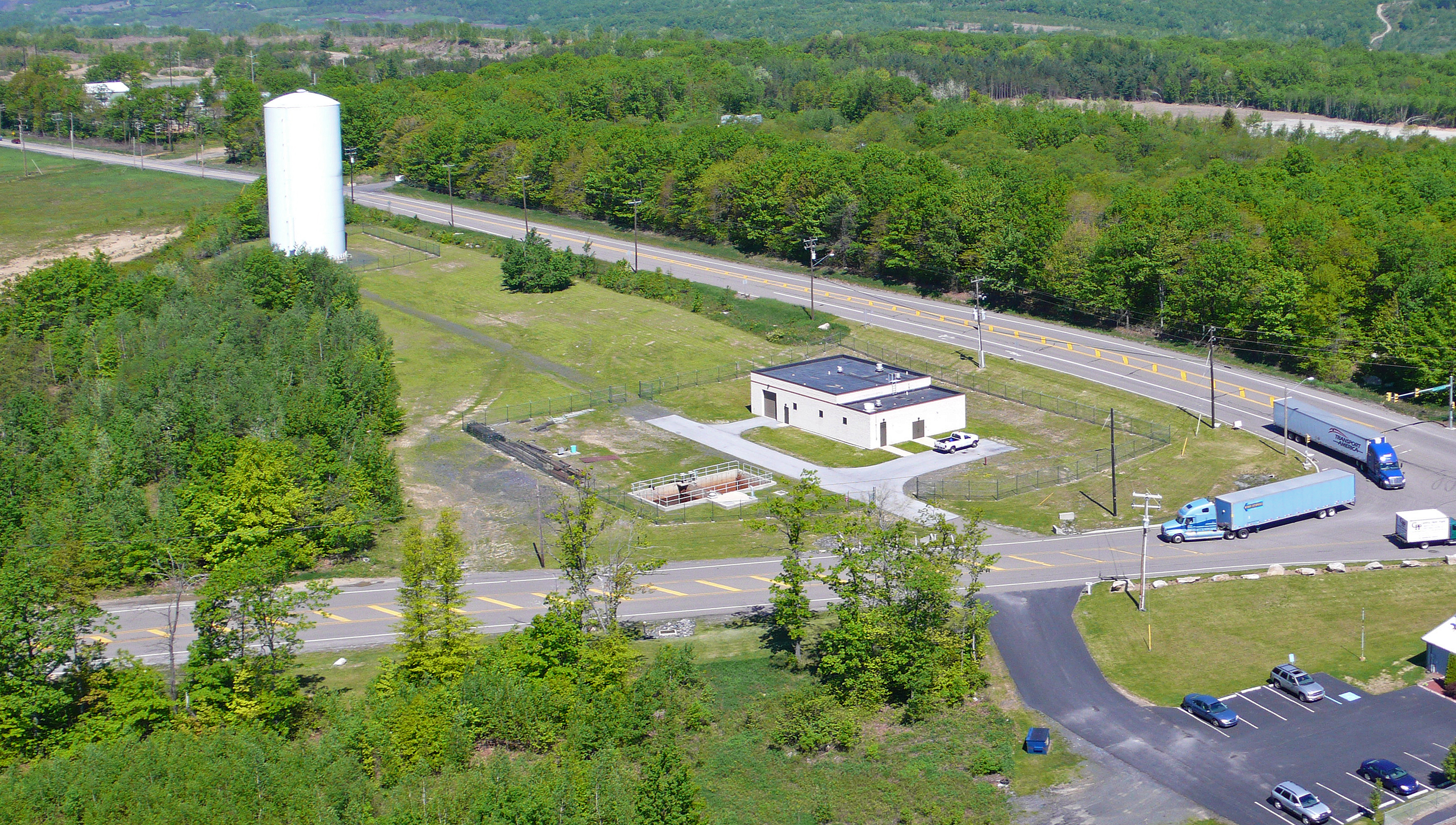Tremont Water Filtration and Treatment Facility