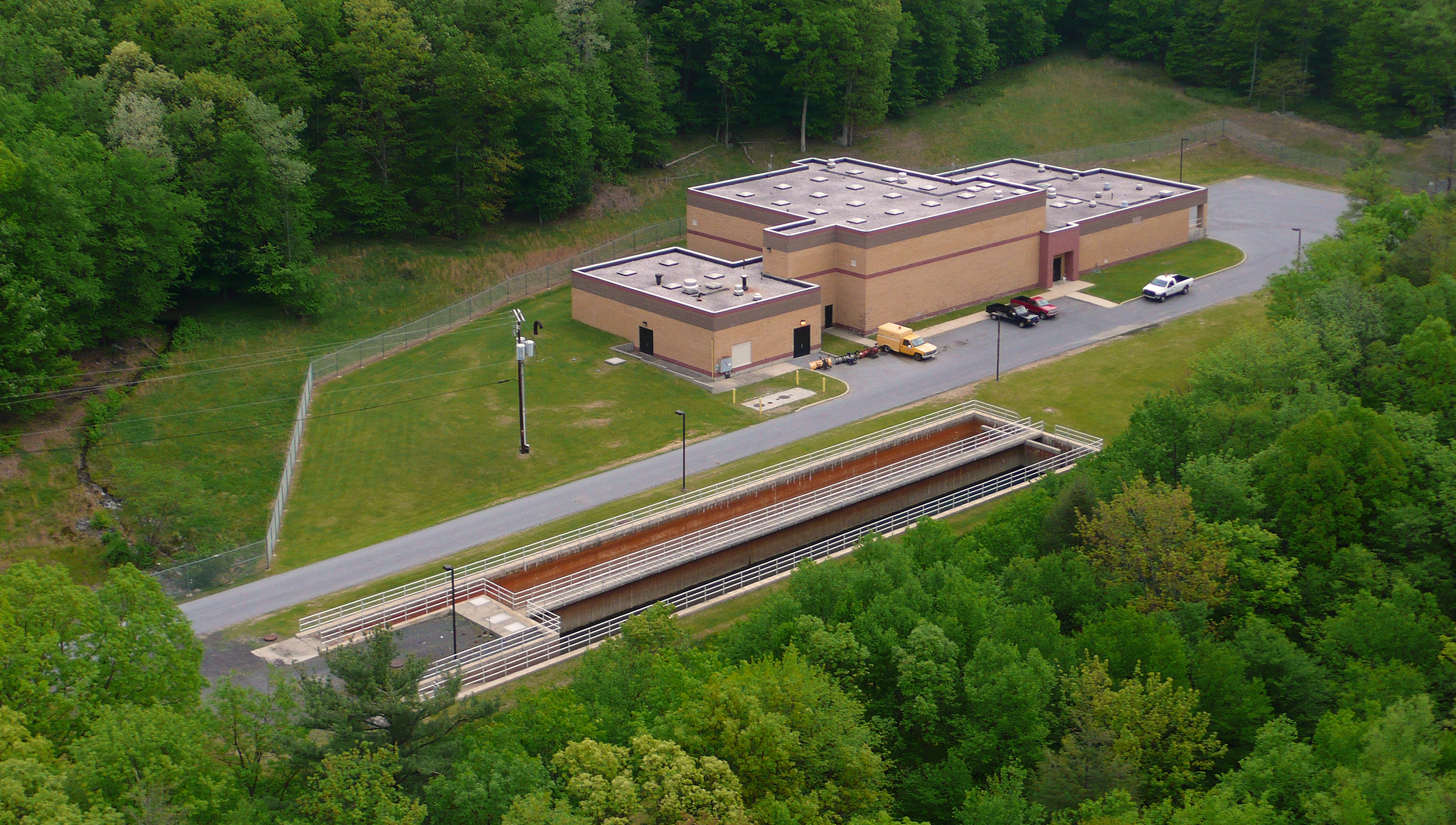Broad Mountain Water Filtration and Treatment Facility